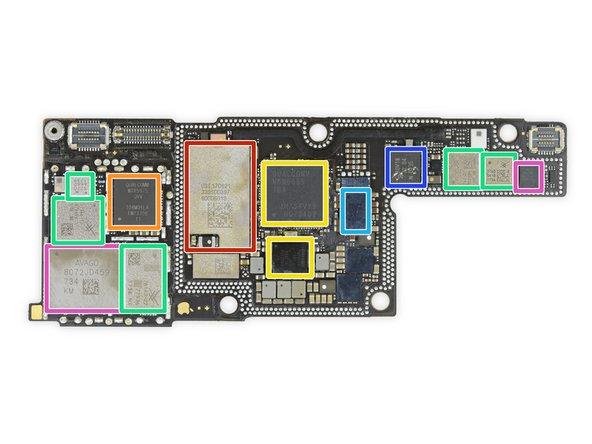 Apple/Murata USI 170821 339S00397 WiFi / Bluetooth module