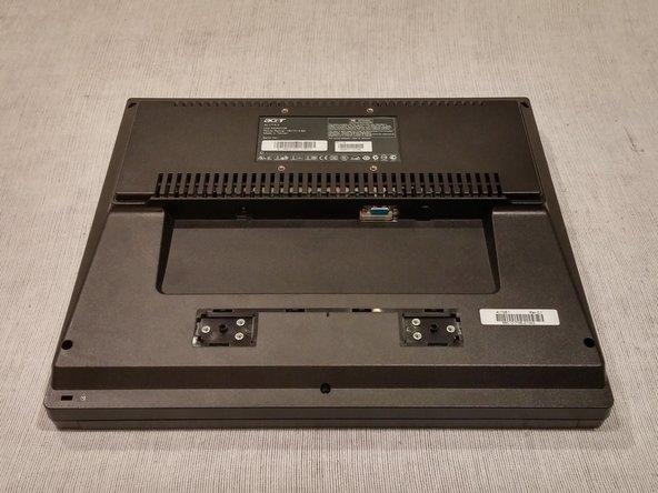 Acer AL1714 Video Display Board