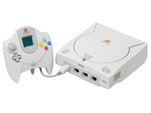 Sega Game Console Repair