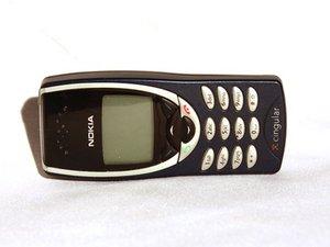 Nokia 8290 Troubleshooting