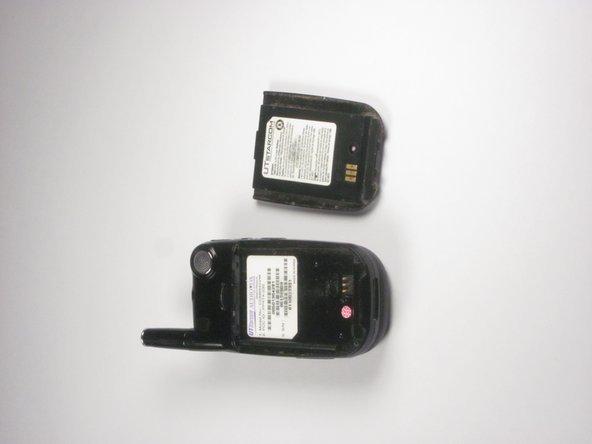 UTStarcom CDM8945vw Battery Replacement