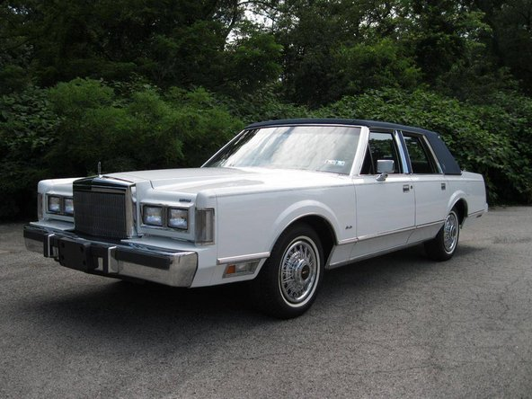 1981-1989 Lincoln Town Car Repair (1981, 1982, 1983, 1984, 1985, 1986,  1987, 1988, 1989) - iFixitiFixit