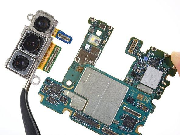 Samsung Galaxy Note10 Rückkameramodul tauschen