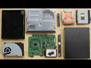 Xbox One X Teardown