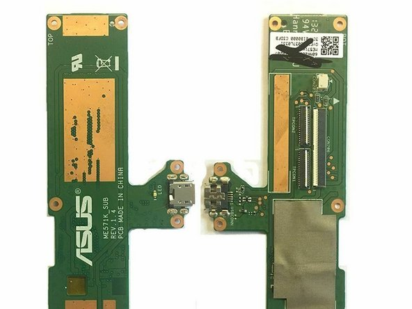 Nexus 7 2nd Generation Charger Port Replacement