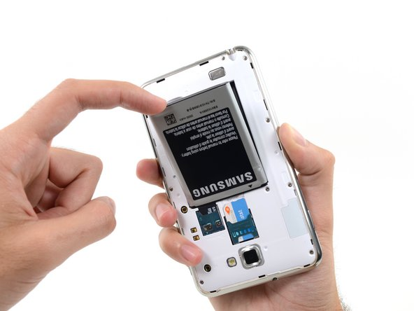 Samsung Galaxy Note Battery Replacement