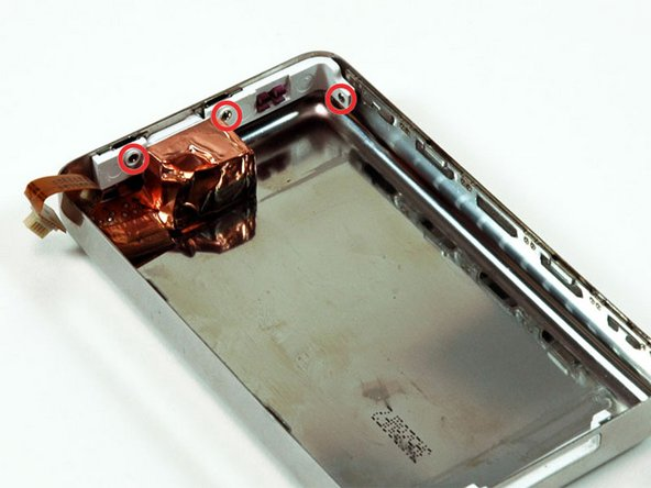 iPod 3rd Generation Headphone Jack Replacement