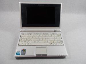 ASUS EEE PC 701SD-WHI004X Repair