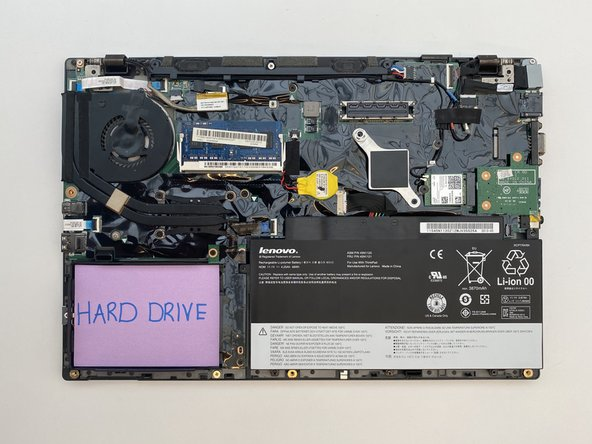 Lenovo ThinkPad T431S Battery Replacement