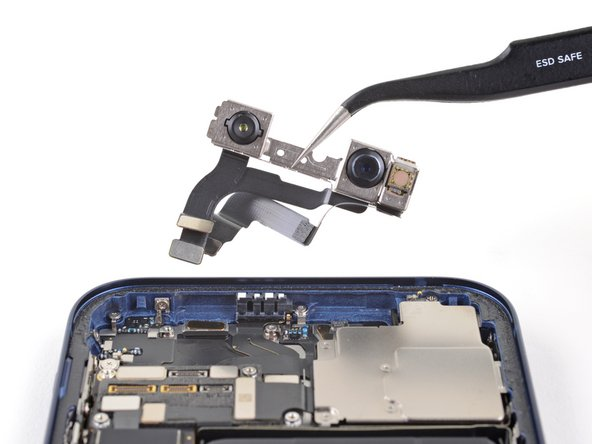 iPhone 12 Front-Facing Cameras Replacement