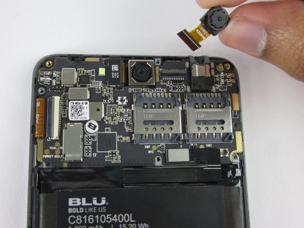 BLU Energy X Front Facing Camera Replacement