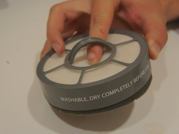 Eureka AirSpeed Bagless Zuum Vacuum Washable Filters Replacement