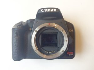 Canon EOS Rebel XSi / 450D