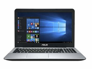 ASUS F555UA-EH71 Troubleshooting