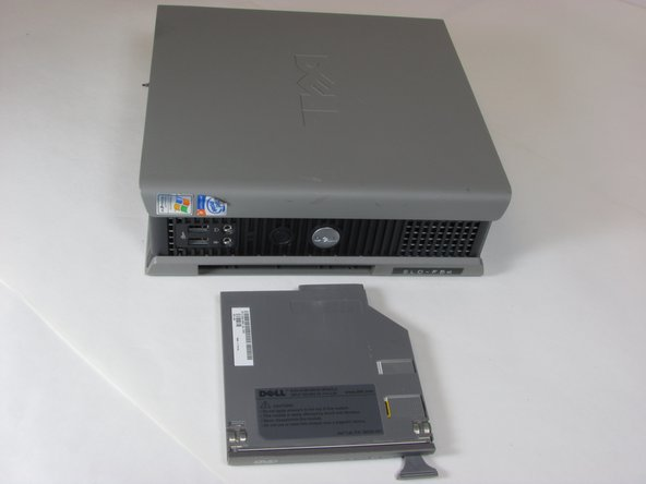 Dell Optiplex SX280 Optical Drive Replacement