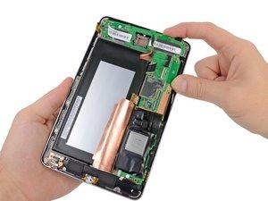 Nexus 7 Hauptplatine austauschen