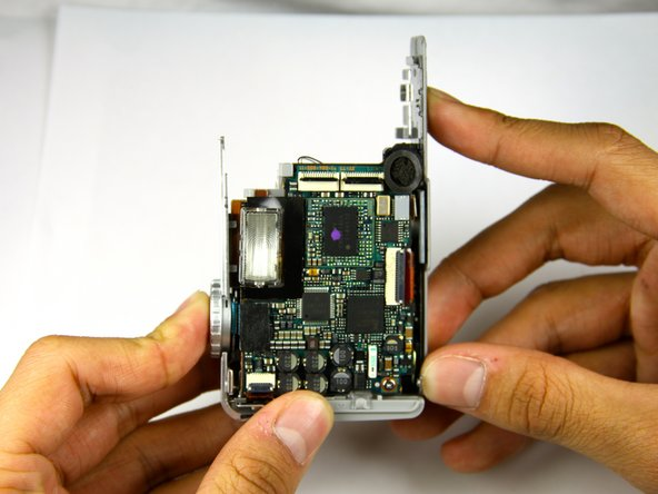 Sony Cyber-shot DSC-P9 Motherboard Replacement