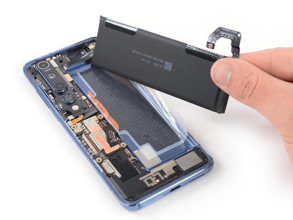 Remplacement de la batterie du Xiaomi Mi 10
