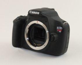 Canon EOS Rebel T5 / 1200D Repair