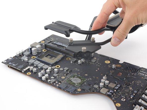 """iMac Intel 21,5"""" Retina 4K Display 2019 Kühlkörper tauschen"""