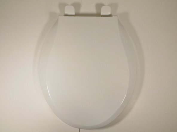 How to Fix Wobbly Toilet Seat Hinges