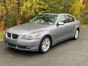 2003-2010 BMW 5 Series Repair