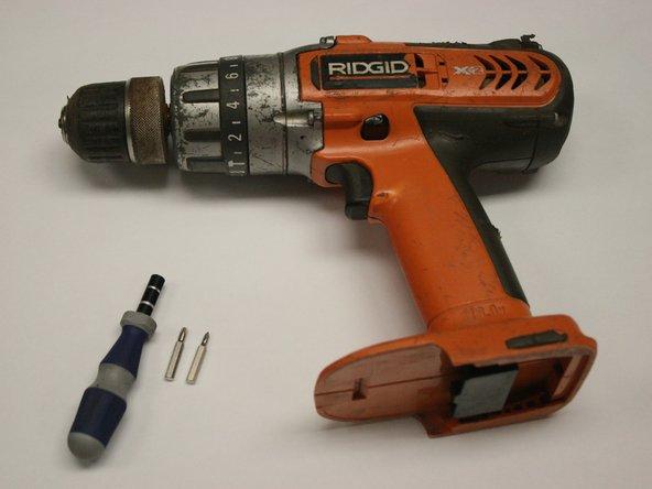 RIDGID R84015 X2 Speed Switch Replacement