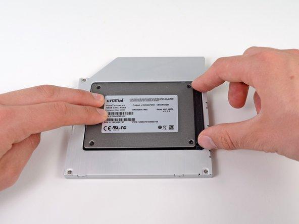 iMac Intel 21.5インチ EMC 2308デュアルドライブのインストール