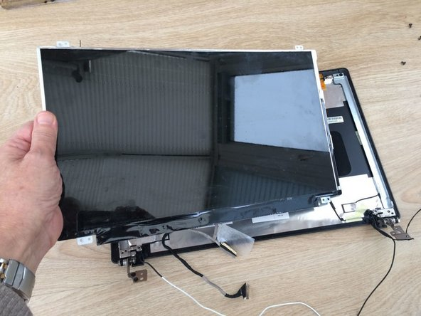 Acer Aspire 5742 LCD Panel Replacement