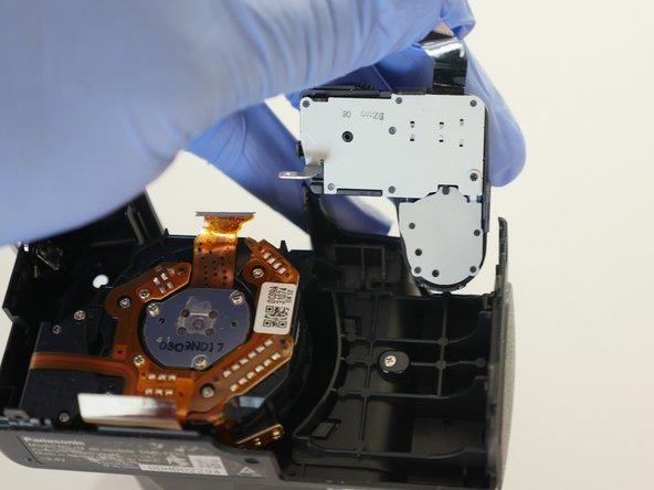 Panasonic DMC-FZ35 Top Control Panel Replacement