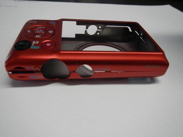 Canon PowerShot ELPH 300HS Camera Case Replacement