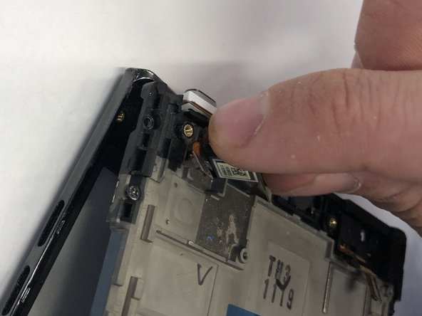 LG Intuition Power Button Replacement