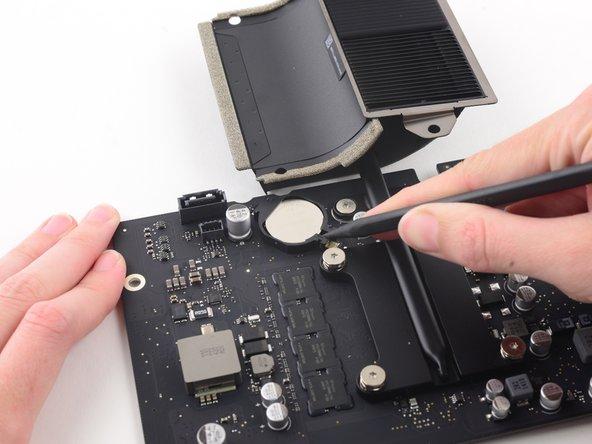 """iMac Intel 21.5"""" EMC 2805 PRAM Battery Replacement"""