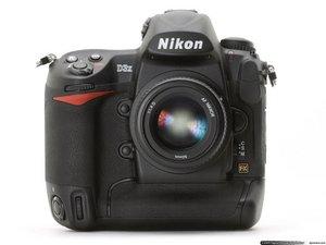 Nikon D3X Repair