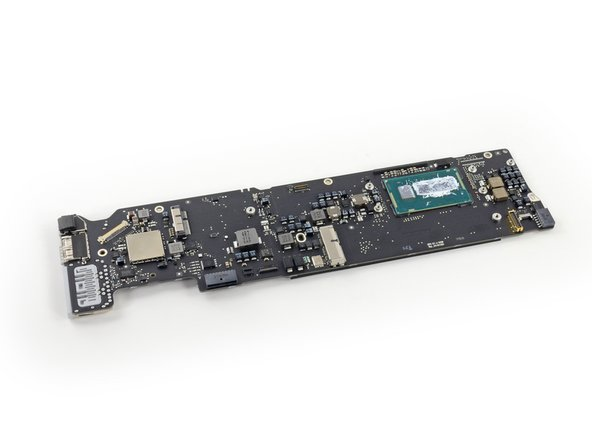 "MacBook Air 13"" Early 2015 Logic Board Replacement"