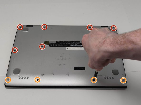 Lenovo IdeaPad 100s-14IBR Hard Drive/ Solid State Drive Replacement