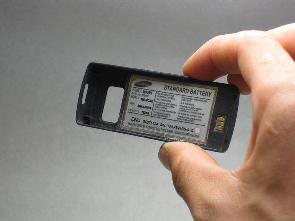 Samsung Juke Battery Replacement