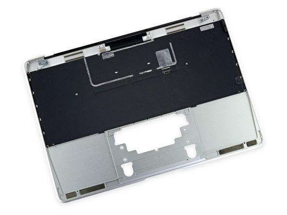 Retina MacBook 2016上部ケースアセンブリの交換