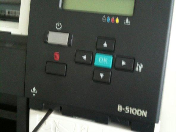 Dismount LCD Panel