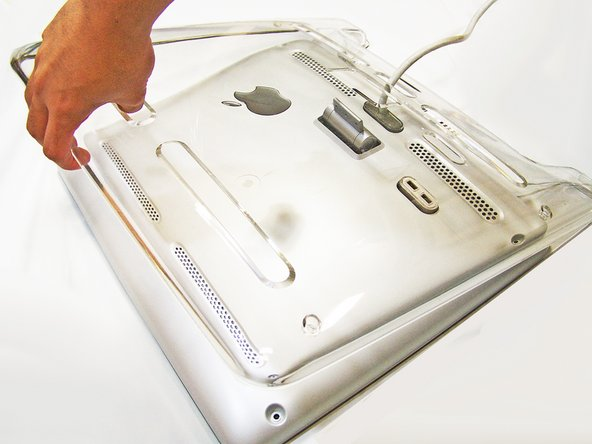 Apple Studio Display M7649 Rear Panel Replacement