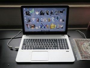 HP Envy 15-J120SG