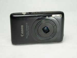Canon PowerShot SD1400 IS Repair