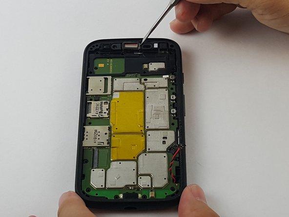 Motorola Moto E 2nd Generation Earpiece Speaker Replacement