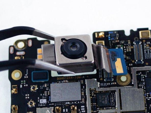 Google Pixel 2 Rear Camera Replacement