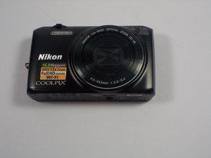 Nikon Coolpix S6800 Repair