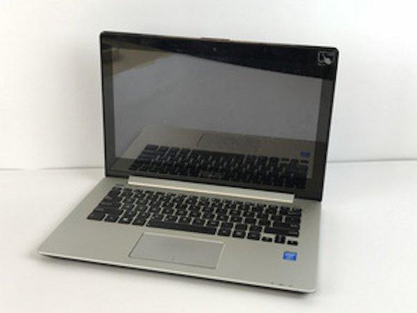 ASUS Vivobook Q301LA-BSI5T17 Battery Replacement