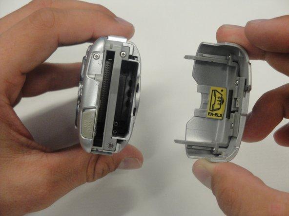 Nikon Coolpix 3500 Battery Replacement