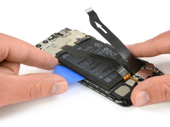 Sostituzione batteria dello Huawei P10