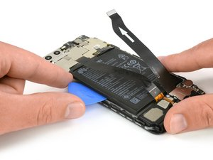 Reemplazo de la batería del Huawei P10