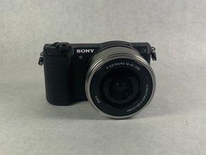 Sony Alpha 5100 Repair